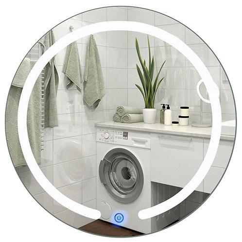 Home > Bathroom > Bathroom Mirrors > Modern 20-inch Round Bathroom Wall Mirro