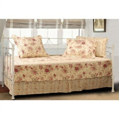 Home > Bedroom > Comforters and Sets > Antique Rose Quilted Daybed Cover Bedd