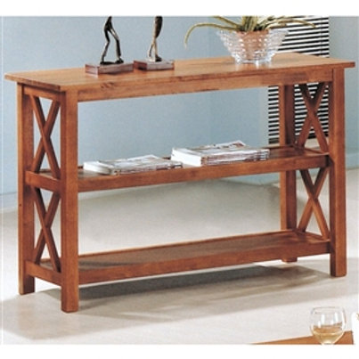 Home > Living Room > Console & Sofa Tables > Brown Wood Sofa Table Living Roo