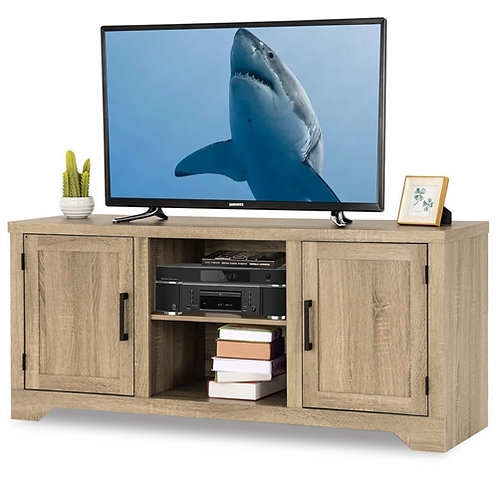 Home > Living Room > TV Stands and Entertainment Centers > Natural Wood TV St