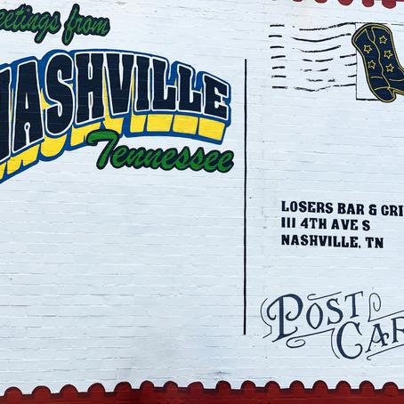 Exploring Nashville-The Music City