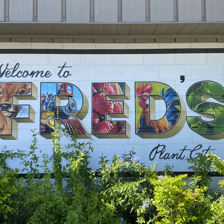 Fred's Market Restaurant: Small Town Southern' Fried Cookin'