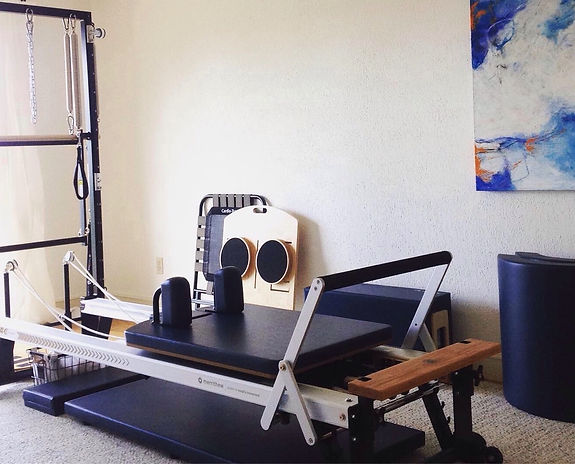 Centred Pilates Equipment