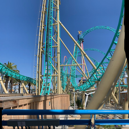 A Thrilling Day at Knott's
