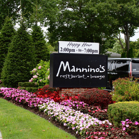 Bringing a taste of Italy home with Mannino's Restaurant