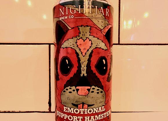 NIGHTJAR - emotional support hamster
