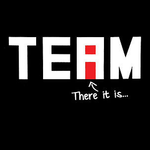 """The """"i"""" in Team"""