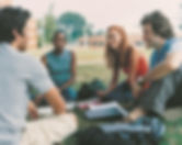 Youth in a Bible Study