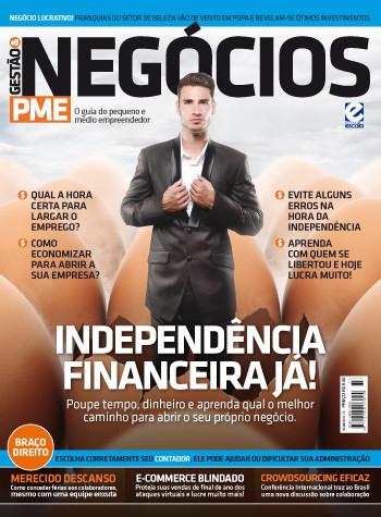 Jonathan Souza fala sobre Independência Financeira na Revista Gestão & Negócios