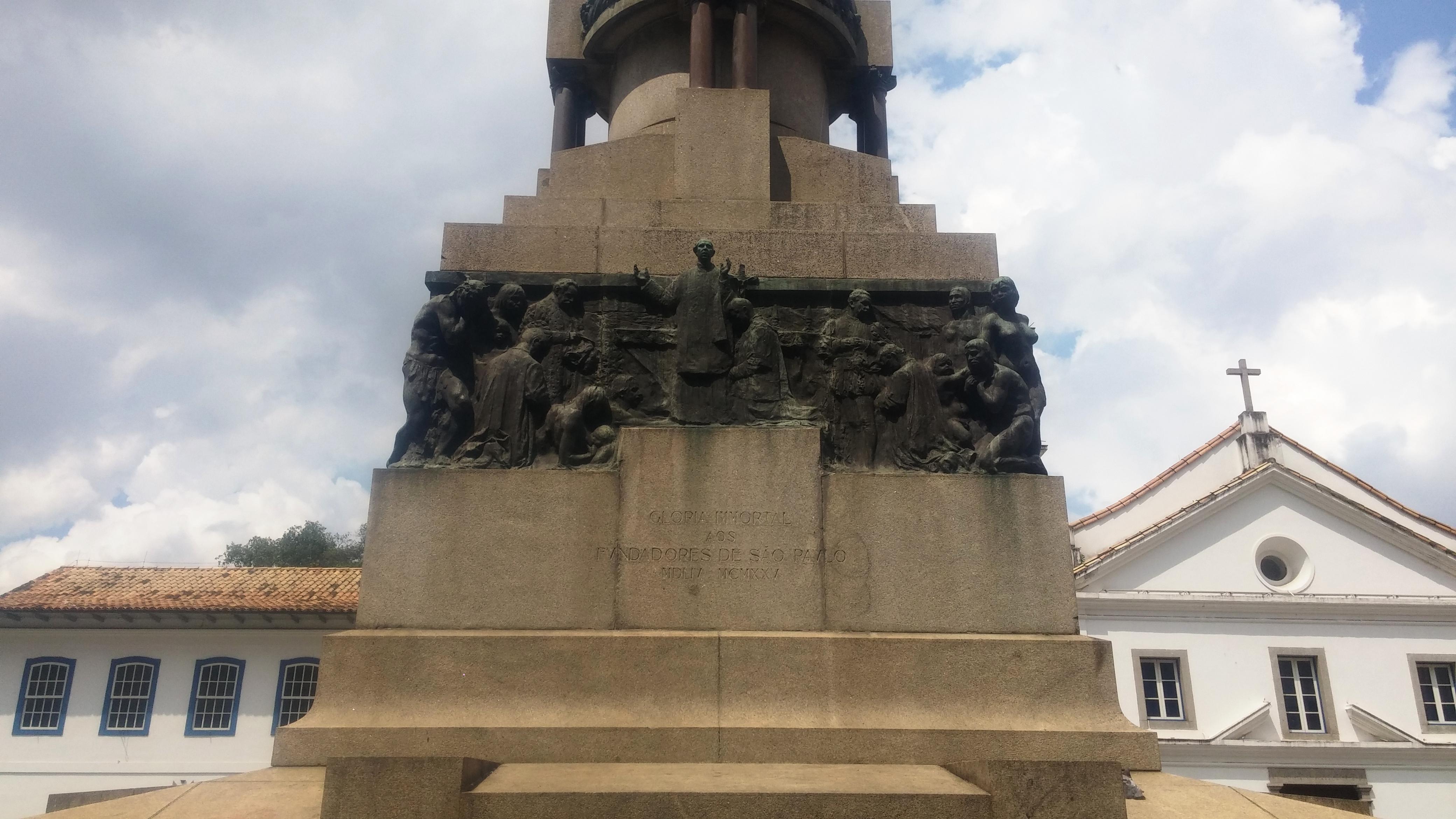 Monumento Fundação de São Paulo