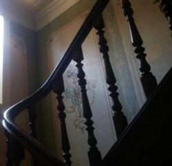 escadaria Casa número 1