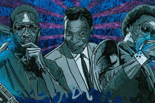 Jazz Masters Print