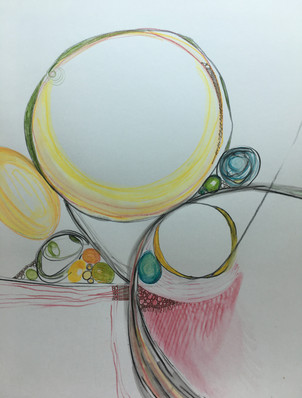 Nooks & Crannies // Lorene De St. Aubin — Illustration