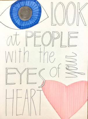 Eyes of Your Heart // Lorene de St Aubin — Design