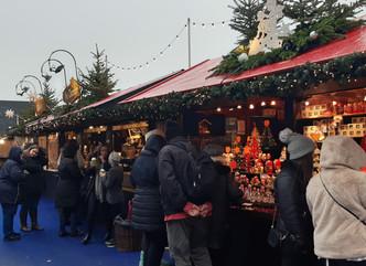 英国からのお便り『もうすぐ楽しいクリスマス!?』