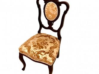 おすすめの英国アンティーク家具 1890年製作 ビクトリアンチェア