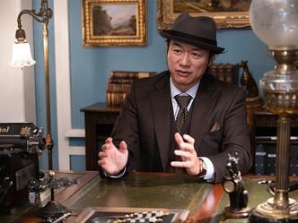 革財布・革小物ブランド CYPRIS(キプリス)のウェブマガジンに代表土橋正臣が取り上げられました!