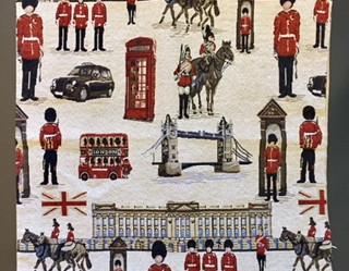 おすすめの英国インテリア|かわいらしい英国モチーフがたくさんのクッションカバー