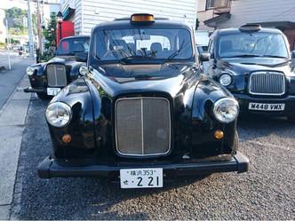 日本一の『ロンドンタクシーコレクター』土橋正臣
