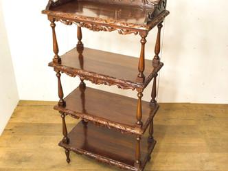 オープンシェルフ|英国アンティークの家具なら鎌倉アンティークス