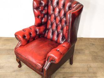 ウイングバックチェア|英国ビンテージの家具なら鎌倉アンティークス