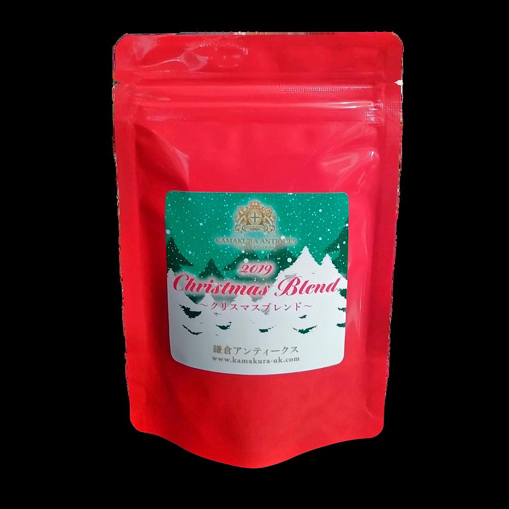 クリスマスブレンド茶葉