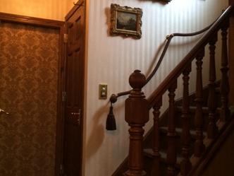 デザインNo.0106 個人邸 階段ホール
