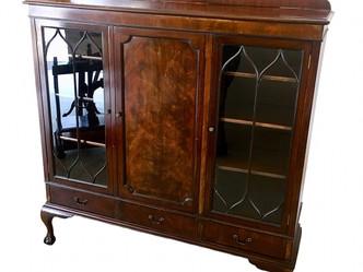 おすすめの英国アンティーク家具|1920年製 ブックケース