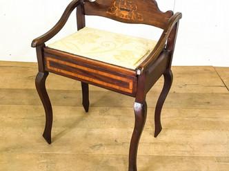 ビクトリアン ミュージックスツール 英国アンティークの家具なら鎌倉アンティークス