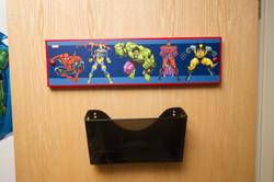 The Superhero Room