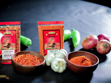 Chili Flakes, Powder & Whole
