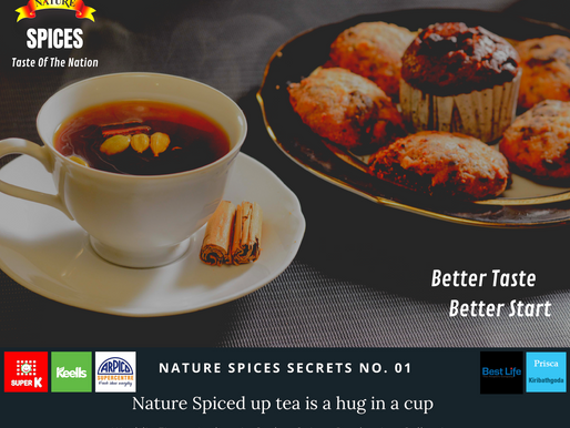 Nature Spiced Up Tea Is A Hug In A Cup