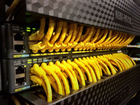 Franklin, Virginia's Top Rated Network Installation, Repair, Voice and Data Cabling Contractors.