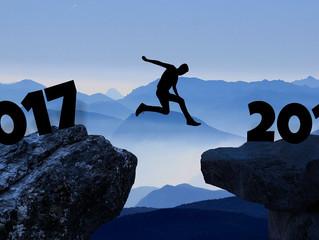 Pra terminar 2017 e começar 2018