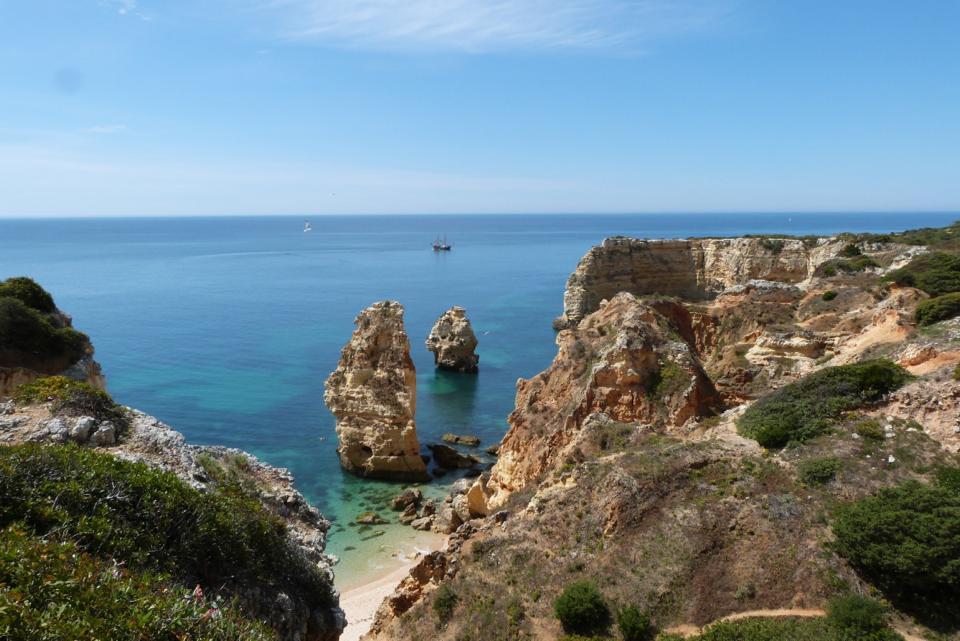 Traumhafte Algarve - Portugal