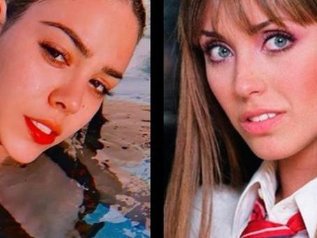 Danna Paola se declara Fanmaniaca de RBD.