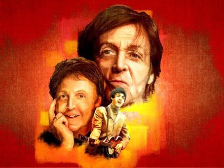 Paul McCartney cumple 78 años.