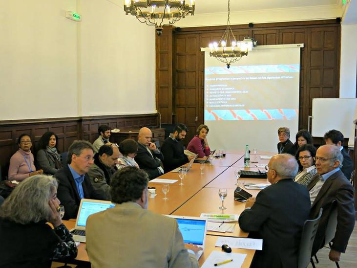 Lideranças da Amazônia participam de encontro promovido pela FAS e SDSN na COP21