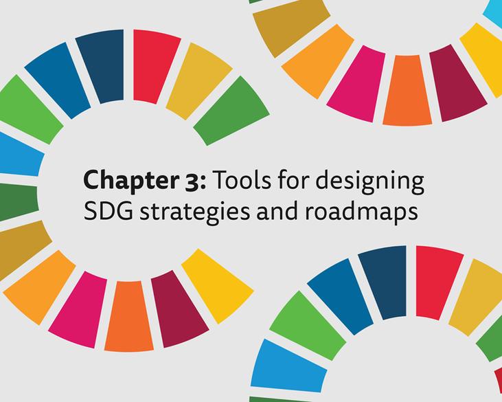Estratégia para implementar os ODS