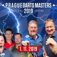 Prague Darts Masters 2019 - Souboj Legend