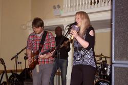 Zoe Green Band (Crown Ballroom)