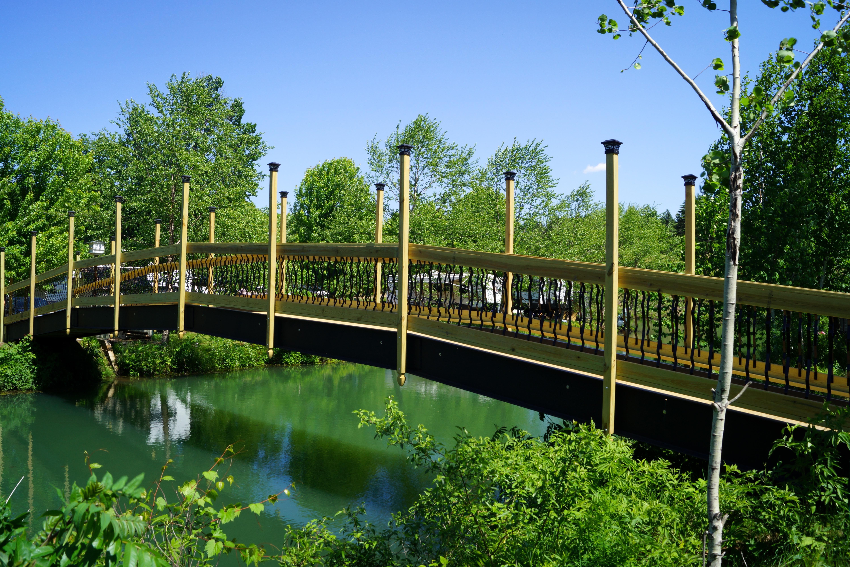 new walkbridge