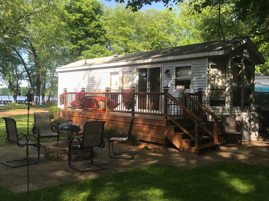 Park Models and Campers for Sale   Ridgewood on the River