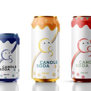Candle Soda