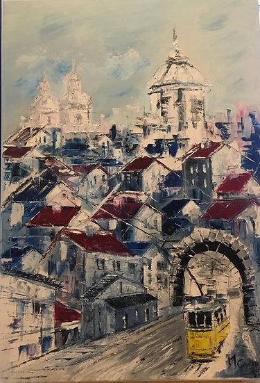 Lisboa dos meus encantos...