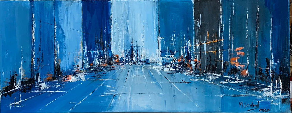 A hora azul