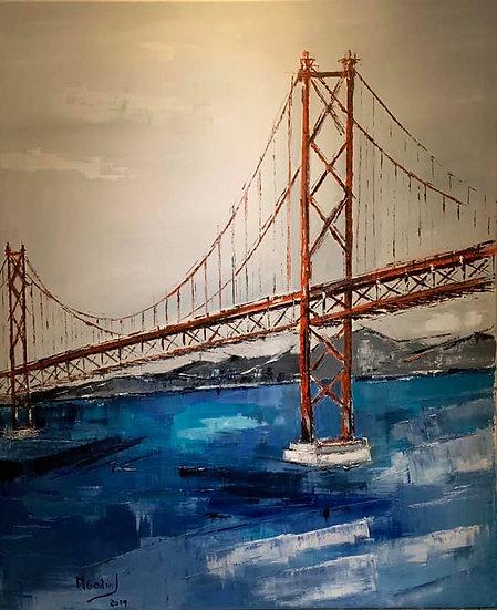 A ponte é uma passagem ...