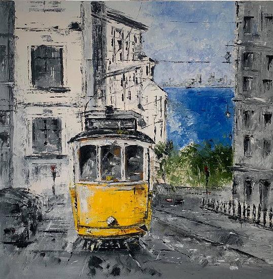 Lisboa pela manhã