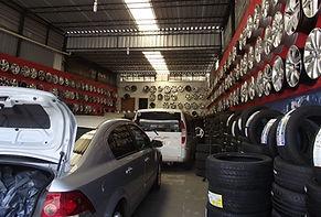 Art Gloss loja e oficina de rodas e pneus do aro 13 ao 24