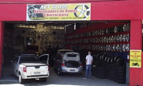 Art Gloss Reforma de Rodas e Borracharia